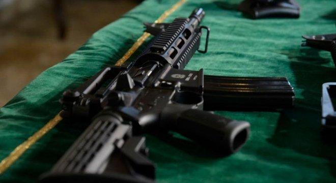 Já existe projeto avançado no Congresso para afrouxar os critérios da compra de armas