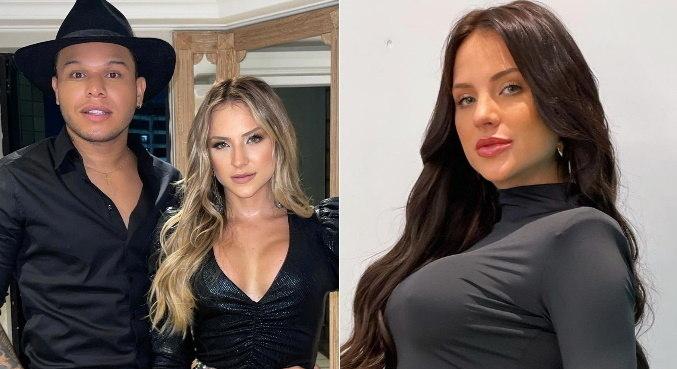 Gabi Martins recebeu o apoio do namorado, o cantor Tierry, após críticas na web