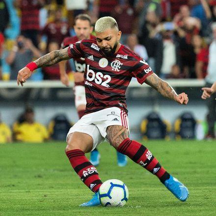 Sede de títulosAinda sonhando com mais duas taças (Libertadores e Brasileiro), Gabigol já sentiu o gostinho de ser campeão pelo Flamengo neste ano ao vencer o Campeonato Carioca