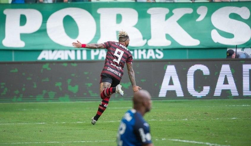 Gabigol revela obsessão contra o Palmeiras. O rival do Flamengo na hegemonia da América