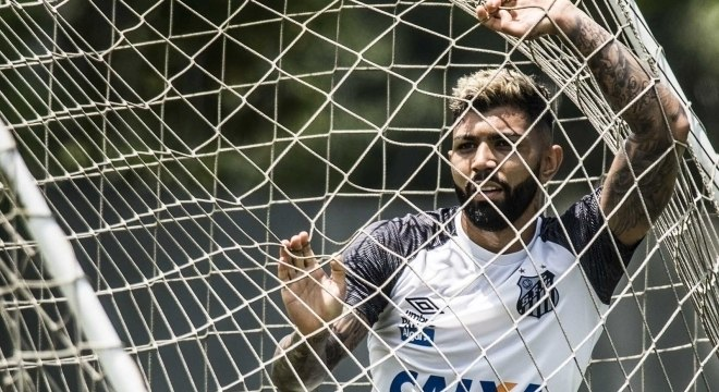 Gabriel é disputado por Corinthians e Flamengo