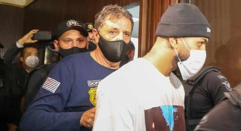 Gabigol foi flagrado em um cassino clandestino em São Paulo. Flamengo não se manifestou