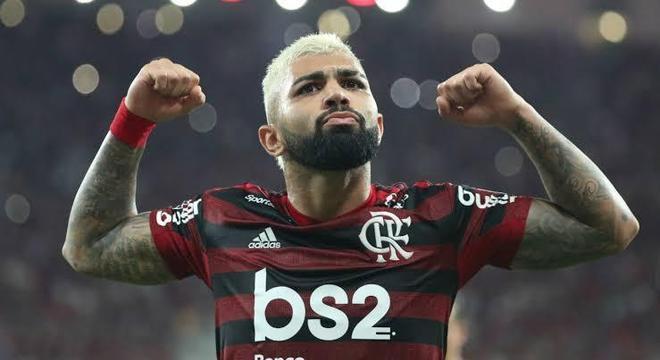 Gabigol foi artilheiro do Brasileirão e da Libertadores pelo Flamengo