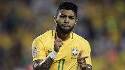Como o blog antecipou. Renascido, Gabigol voltou à seleção brasileira (CBF)