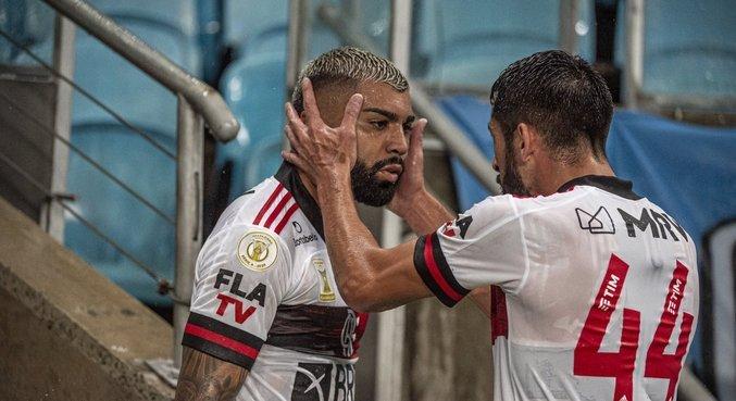Egocêntrico. Mas com Gabigol, o Flamengo é mais letal. O atacante, confiante, faz a diferença