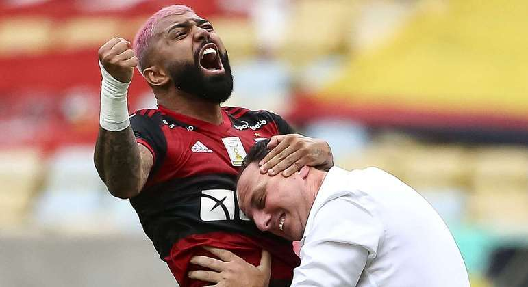 Gabigol não tinha limites com Rogério Ceni. Com Renato, a situação é bem diferente