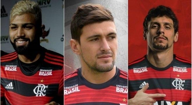 54f8d71ba7 Flamengo gasta mais de R  100 milhões para não ficar no cheirinho ...