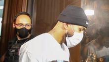 Gabigol é ouvido em audiência após flagra em cassino de São Paulo