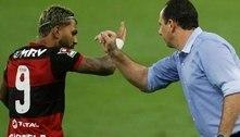Chega de vaidade. Flamengo exige paz entre Gabigol e Ceni