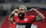Gabigol, Flamengo, final Cariocão 2021,