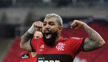 Gabigol garante o tricampeonato para o Flamengo. 3 a 1