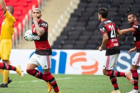 Artilheiro do Fla no Brasileiro, Gabigol volta ao time