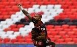 Gabigol, Gerson, Flamengo