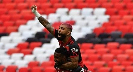 Gabigol ajudou o Flamengo a ser campeão