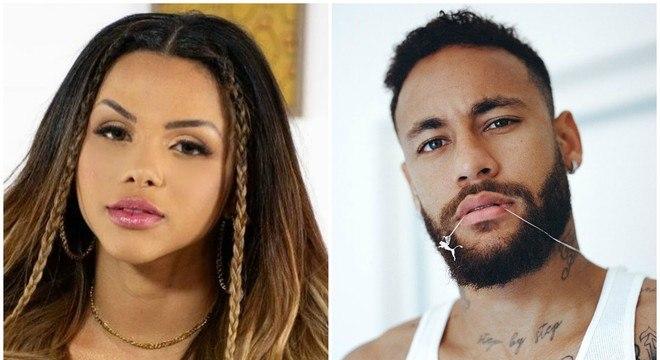 Cantora é apontada como nova affair do jogador Neymar Jr.