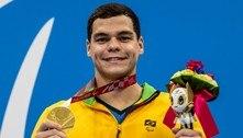 Gabriel Bandeira é ouro nos 100m borboleta classe S14 e bate recorde