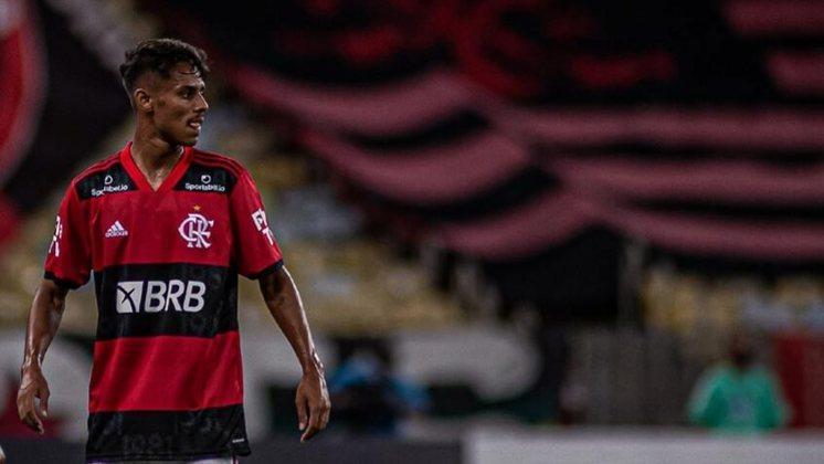 Gabriel Barros (19 anos) - Atacante - 4 jogos