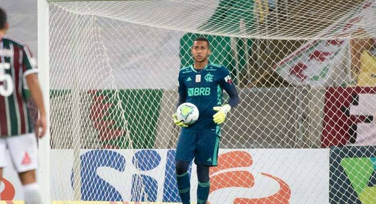 Gabriel Batista - Goleiro - 22 anos - Contrato até 31/12/2022