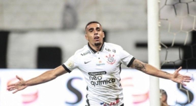 Gabriel - Corinthians x Athletico-PR