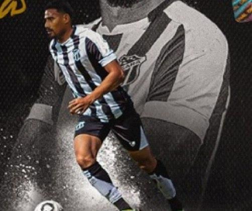 Gabriel Dias (Ceará - Lateral-Direito) - 26 anos - contrato até dezembro de 2021