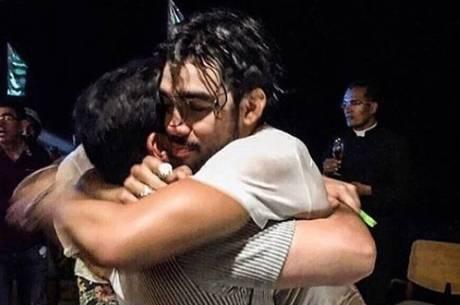 Gabriel Diniz e Cizinato: pai do músico tem saudades