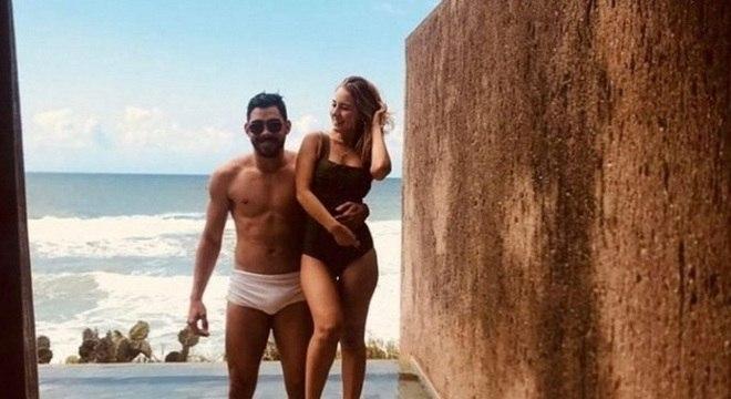 Gabriel Diniz e Karoline Calheiros estavam juntos havia três anos