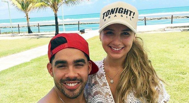 Gabriel Diniz e Karoline