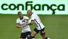 Corinthians bate Ceará de virada e segue na luta por vaga na Liberta
