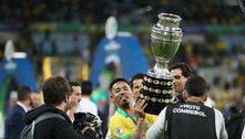 Copa América: Brasil foi campeão de todas as edições em que foi sede