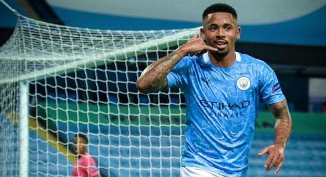 Gabriel Jesus marcou 68 gols em 153 jogos com a camisa do Manchester City