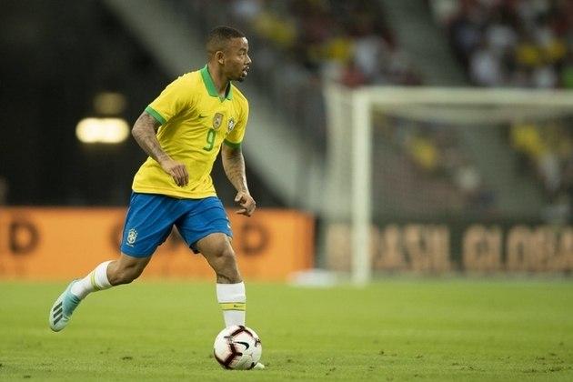 Gabriel Jesus – Quando estava recuperando sua titularidade na Seleção, Gabriel Jesus foi expulso – e suspenso posteriormente - e acabou a Copa América de forma negativa.