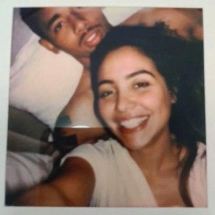 Gabriel Jesus e mulher: não foi possível identificar de quando são as fotos