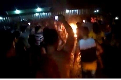 Gabriel Lima, de 18 anos, foi queimado vivo em Borba