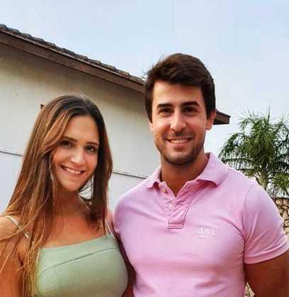 DIA DOS NAMORADOS: Gabriel Manha e Marianna Galvão são donos de uma franquia Nutty Bavarian