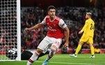 Gabriel MartinelliPosição: AtacanteIdade: 20 anosClube: Arsenal (ING)