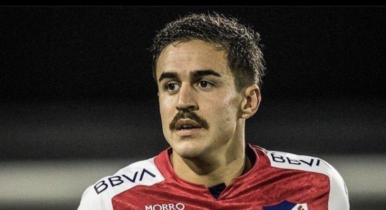 Gabriel Neves é um jogador de habilidade e muita personalidade. Escolha de Crespo