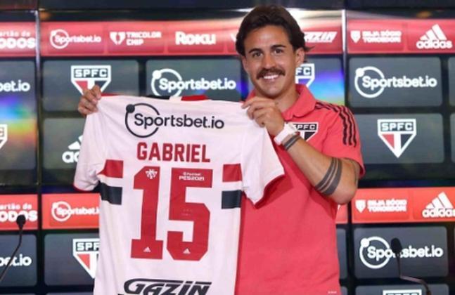 Gabriel Neves - volante - 1,2 milhão de euros (1 milhão de euros (R$ 7,4 milhões na cotação atual).