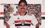 Gabriel Neves - Volante - Foi anunciado na última segunda-feira como novo jogador do São Paulo.