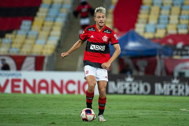 Gabriel Noga - Posição: zagueiro - Clube: Flamengo - Idade: 19 anos - Situação: um dos destaques da base do Flamengo e cotado para brilhar no futuro.