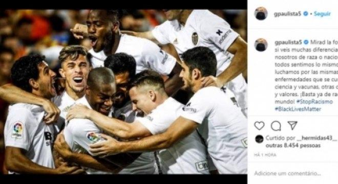 Gabriel Paulista - Instagram