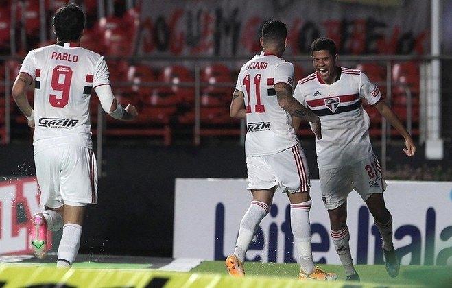 Gabriel Sara - 4 gols: o meia fez quatro tentos na campanha, contra Inter de Limeira (4 a 0), Santos (4 a 0), Ferroviária (4 a 2) e Mirassol (4 a 0).