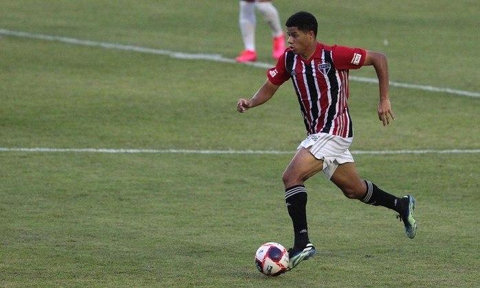 Gabriel Sara - Duas participações em gols