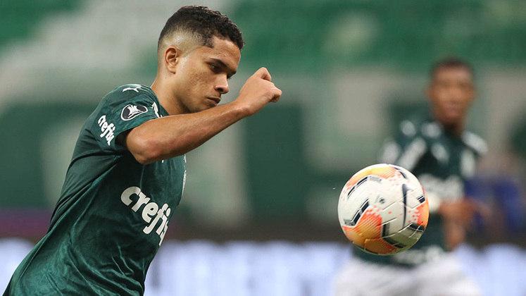 Gabriel Silva (18 anos - atacante): Tem 16 partidas pelo Palmeiras e tem chance de atuar como titular contra o Botafogo.
