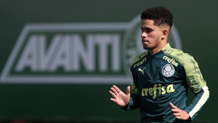 Gabriel Silva: atacante – brasileiro – 19 anos – clube atual: Palmeiras – validade do contrato: junho de 2025 – atual valor de mercado: 900 mil euros
