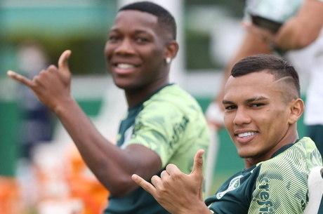 Revelados nas categorias de base, jogadores brilham na temporada com Palmeiras