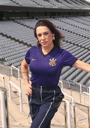 Gabriela Manssur, Idealizadora do Justiça de Saia, foi outra personagem da campanha.