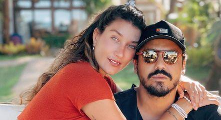 Gabriela Pugliesi e Tulio Dek estão juntos desde maio