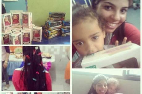 Menina com leucemia deixa carta à voluntária: 'Obrigada por vir me ver' 4