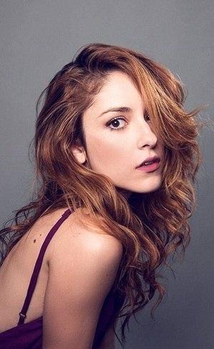 A atriz Gabriella Di Grecco
