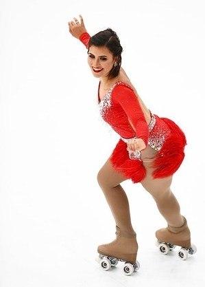 Gabriella é a última campeã mundial na modalidade dance